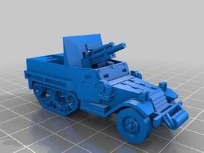 1-100  T30 75mm Assault Gun Platoon