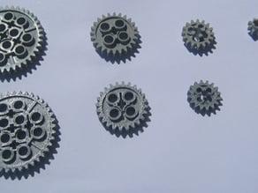 Common Gear set