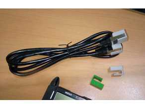 Slim Ethernet Plug RJ45 Cap Protector
