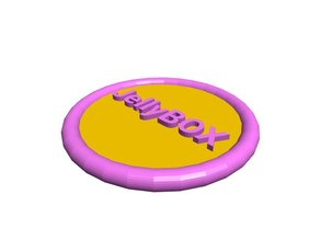 Step 02-Customizable JellyBOX Coin-Disk