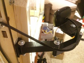 Universal Camera mount for web camera