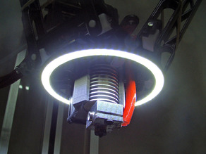 80mm COB LED Light Ring (Rostock Max)
