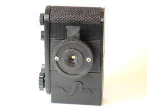 terraPin Bijou Sidewinder 6X4.5 Pinhole Camera
