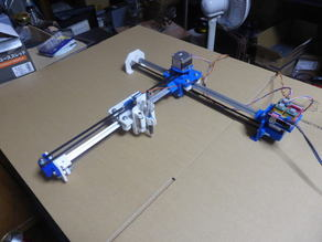 Low cost XY Plotter