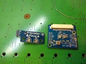 Piezo + FFC Extruder Head Cable PCB