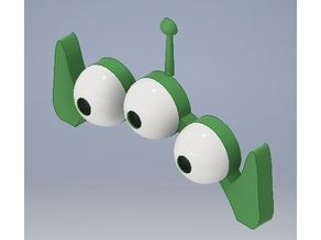 Toy Story Alien Headband