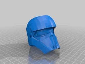 SW Shore Trooper Rogue One Helmet Printable