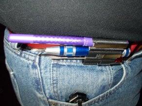 Screwdriver/Pen Holster(redesigned)