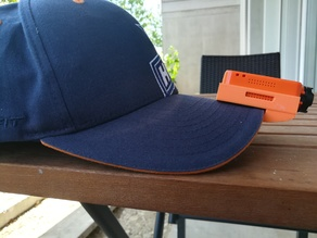 Runcam2 - Baseball cap mounting