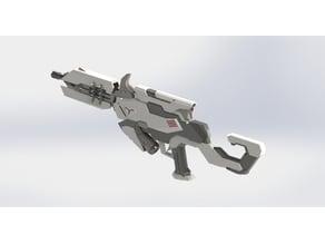 Overwatch Widowmaker Talon Skin Rifle