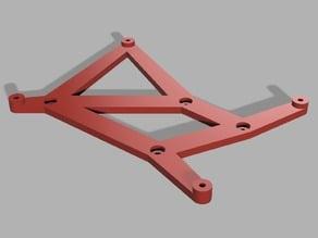 Ender 3 + SKR v1.3 - mounting plate