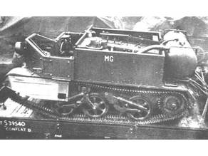 Universal Carrier Wasp