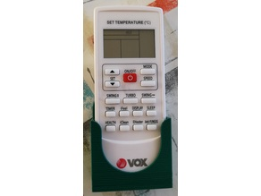 VOX air conditioner remote wall holder