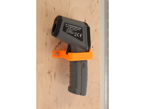 TFA Dostmann infrared thermometer compatible wall mount