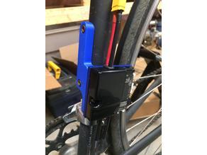VESC-X Seat tube mount