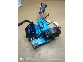 E3D V6 mount for 4Max
