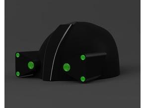 Cyberpunk 2077 Police officer helmet