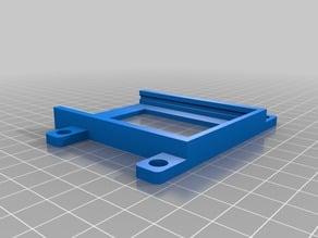 Arduino Uno Optical Bench Mount