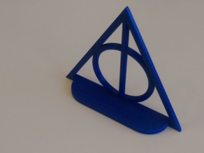 Deathly Hallows bookend