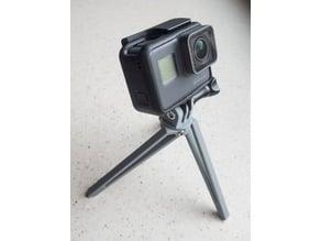 GoPro foldable tripod