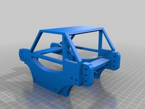 Rc-Rock Crawler Chassis