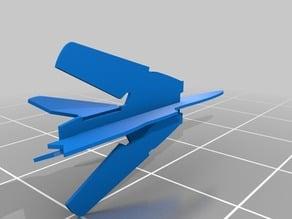 Macross/Robotech VF-1A Fighter Profile