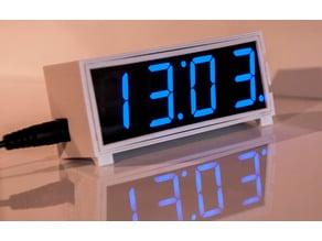 CLOCK LCD USB