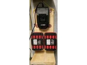 Parkside Lidl X 20 V Team Charger Wallmount Ladegerät