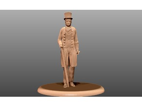 Victorian Gentleman - Tabletop Miniature