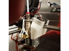 Vertex K8400 - standard fan shroud