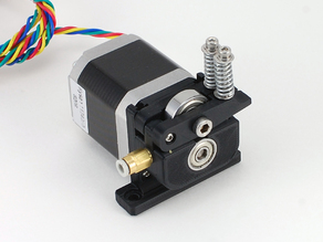 Compact Direct Drive MK8 Bowden Extruder for 1.75mm Filament
