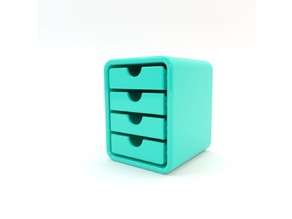 Stationery Organizer 4 Drawers