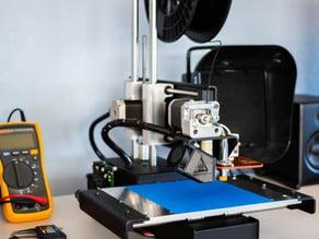 Laser & Fan Upgrades for Printrbot Simple Metal