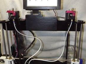 PanelDue mount for Alunar Prusa i3