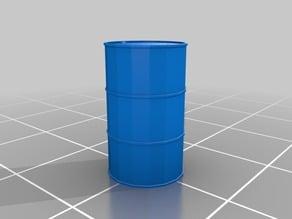 1:72 Military Barrel