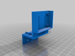 Ciii Cooler adapter for Wanhao Duplicator i3 Plus with Smoother Board mount