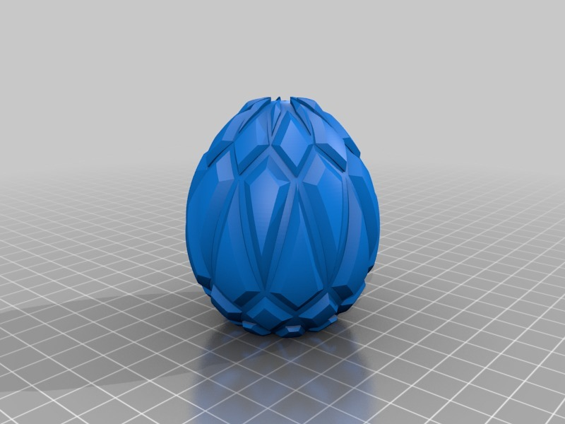 Easter Eggs by Antonin_Nosek - Thingiverse
