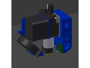 Titan Extruder Carriage