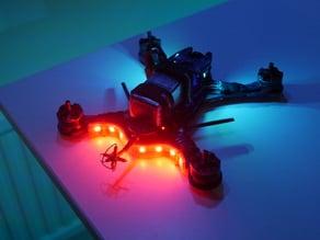 Wondrous Drones Yin Yang LED bar mount