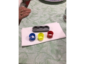 Portapillole giornaliero  - Daily pills sorter
