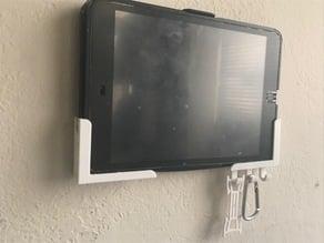 iPad mini mount - two piece
