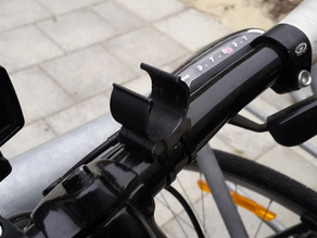 Bike Torch Clamp