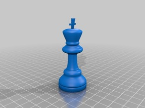 king_chess_figure