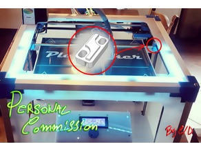 Playmaker 3DPrinter - Tensioner