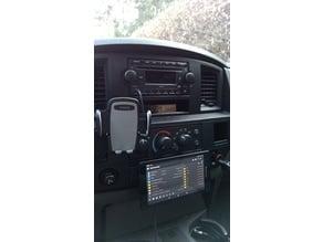 Dodge Ram 2008 Tablet Holder