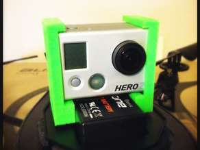 GoPro Mount for AR Drone