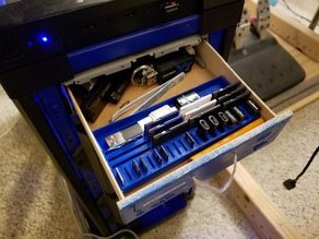 Yet another Micro SD/SD/USB organizer