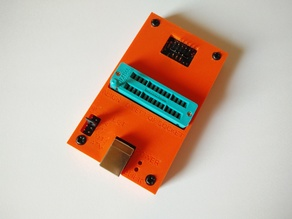 Murchlabs TinyLoadr AVR Programmer Case