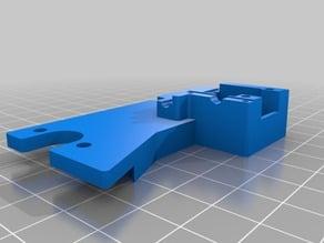 Creality CR-10S Stock Filament Sensor Mount Base Replacement
