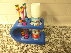 Another Toothbrush Holder